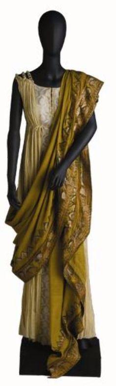 Uno de los diseños de Gabriella Pescucci para Ágora