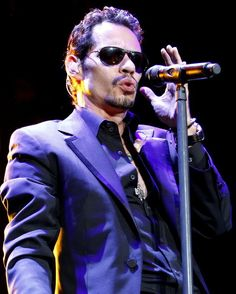 Marc Anthony Concert....maybe i'll sing one of his songs one day with dad ^_^