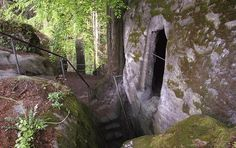 Zřícenina hradu Pařez