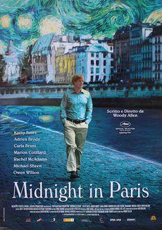 Midnight in Paris directed by Woody Allen with Owen Wilson, Rachel McAdams, Michael Sheen, Nina Arianda, Kurt Fuller Woody Allen, Paris Movie, Paris 3, Streaming Hd, Streaming Movies, Tom Hiddleston, Mc Adams, Midnight Paris, Open Film