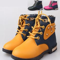 ef8bed6b495 Children Boots 2014 New Spring Leather PU High Children Shoes For Kids  Girls Boys Korean Fashion Horse Rubber Child Boot $22.90 - 24.90