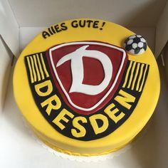 Fan Torte Dynamo Dresden  Fuball Torten  Dresden Torte