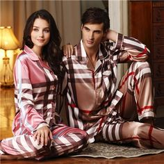 Romantic Pajamas for a romantic evening for two!
