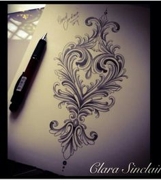 Filigree Heart - Filigree Heart You are in the right place about Filigree Heart Tattoo Design And Style Galleries On - Baby Tattoos, Up Tattoos, Future Tattoos, Flower Tattoos, Body Art Tattoos, Small Tattoos, Sleeve Tattoos, Arabesque, Filagree Tattoo
