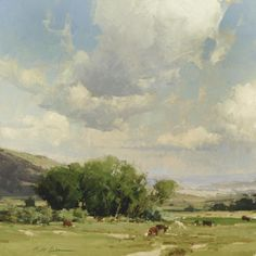 I can't even describe in words how much I like this painting by Bill Anton. Masterful just doesn't seem to get to it.