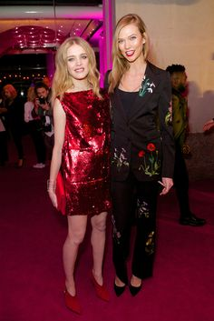 Natalia Vodianova, Karlie Kloss to Cohost Fabulous Fund Fair in London