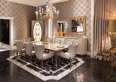 VISIONNAIRE - итальянская мебель на заказ в Интерьерном салоне № 1