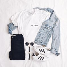 Womens clothes for hawaii casual outfits for teens in 2019 к Cute Lazy Outfits, Cute Swag Outfits, Teenage Girl Outfits, Cute Outfits For School, Teen Fashion Outfits, Teenager Outfits, Mode Outfits, Retro Outfits, Simple Outfits