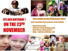 Happy Birthday fun for our Stacey - Stacey Mowle Appeal