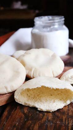 Sandwich Recipes, Bread Recipes, Snack Recipes, Snacks, Pan Dulce, Empanadas, Pan Bread, Cheese Bread, Arabic Food