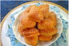 Печенье с мандариновым соком на сыворотке