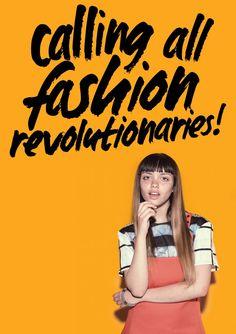 Fashion Revolution Day on Magnifeco