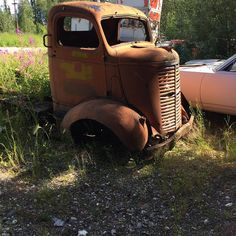 """Little project I picked up for down the road. 1939 Chevrolet COE. #coe #chevyonly #1939 #39 #project #chevy"""