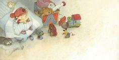 Eve Tharlet - Et si j'étais... une souris