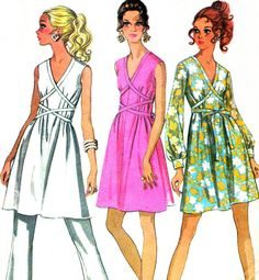 1960s Dress Pattern McCalls 9581 Grecian Day or by paneenjerez, $16.00