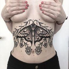 @matiktattoo Moth Tattoo Butterfly Tattoo