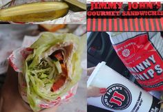 Undressed Skeleton — Dining Out Do's!  JIMMY JOHNS THE UNWICH!