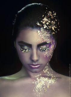 """Golden Child"" Photographer: Theresa Wall Duggan/Art and Discord Studios Model…"