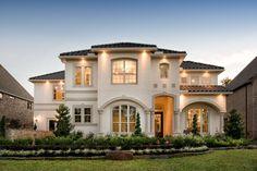 Toll Brothers - Vitoria Mediterranean Professionally Decorated Model Home - Sienna Plantation -  Missouri City, TX