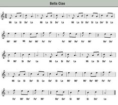 Sheet Music, Flute, Music Notes, Drawings, Music Sheets