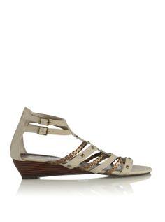 Studded Plait Gladiators Gladiators, Plait, Asda, Sandals, Chic, Holiday, Stuff To Buy, Shopping, Shoes