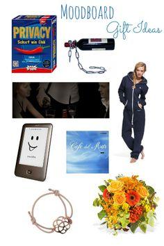 Moodboard: Gift Ideas.
