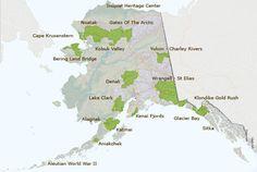 Alaska Map Alaska Trip Pinterest Alaska Usa road map and