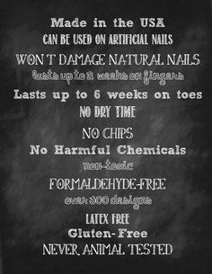 Jamberry facts!  Safe for children, see our selection of Jamberry Juniors!