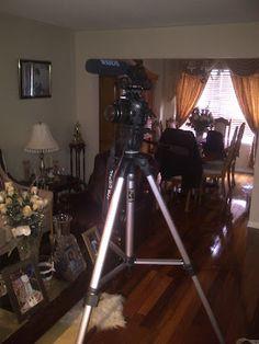 My beautiful noob camera setup