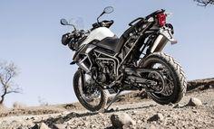 Die 10 Besten Bilder Von Tiger 800 Motorbikes Motorcycles Und