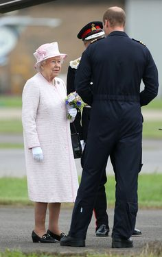 Pin for Later: Prince William Spends a Day Out and About With His Grandparents
