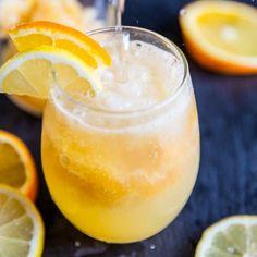 Brandy Slush Recipe.