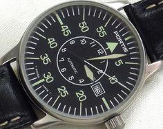 Fortis 質屋ユニオン 本物 フォルティスフリーガー595.10.46中古 時計 Watch Antique ¥35800yen 〆05月21日