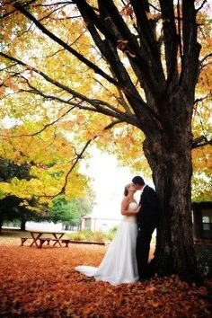 Fall is your favorite season, so it makes total sense that you'd want to have your wedding in this fragrant, crisp season. But, just like any season, there's always a chance for disaster. If you're having your fall wedding outdoors, plan ahead so you can avoid a wedding disaster. Keep a warm sweater on hand …
