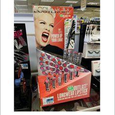 Popon   Image Gallery   Covergirl Intensify Me Shelf Display