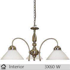 Lustra iluminat decorativ interior Rabalux, gama Marian, model 2703