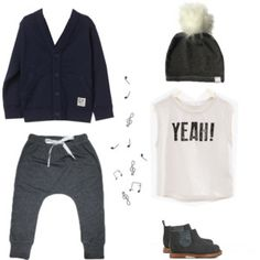 Set 3 Fall Capsule Wardrobe, Sweatpants, Boys, Polyvore, Fashion, Baby Boys, Moda, La Mode, Sweat Pants