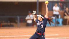 With O'Toole, Arizona has a chance to end World Series drought = TUCSON, Ariz. — The Arizona Wildcats, one of the legendary college softball programs, winners of eight national titles, haven't been to the Women's College World Series since 2010.  The reason for that drought is.....