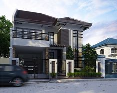 Two Storey Home for Your Inspiration 1