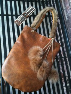 BAG WITH FUR SORELLE