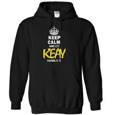 TO2803 Keep Calm and Let KEAY Hanlde it