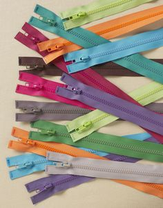 How to choose the right kind of zipper for your sewing project