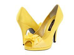 Nina Evelixa Canary Satin - Zappos.com Free Shipping BOTH Ways