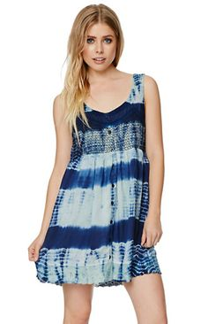 Volcom Freudian Slip Dress #pacsun. I honestly don't even care that much for the dress, the name is hilarious!