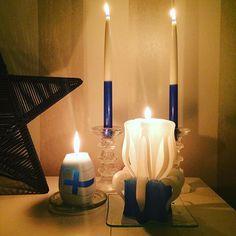 Havupallo - Kohti Joulua -joulublogi Candles, Candy, Candle Sticks, Candle