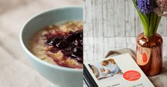 * Angel of Berlin: [cooks...] Blueberry Pie Porridge {A Modern Way to Eat}