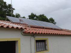 Instalación aislada para vivienda en campo #nuevasenergias www. nuevasenergias-shop.es