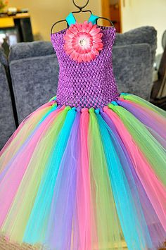 Custom tutu dresses you chose colors, prices vary by sizes