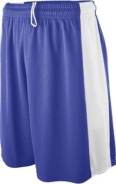 885ae5ac51 Augusta Sportswear Youth Full Cut Elastic Waistband Wicking Mesh Game Short.  736 Description 100%