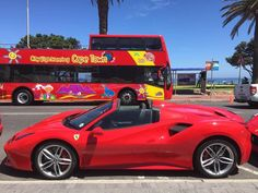 Vibrant colours from Camps Bay this morning thanks to a small Ferrari meet and this stunning 488 Spider Photo via FoxyFay Sakhir #ExoticSpotSA #Ferrari #488Spider #CampsBay #Zero2Turbo #CapeTown #SouthAfrica